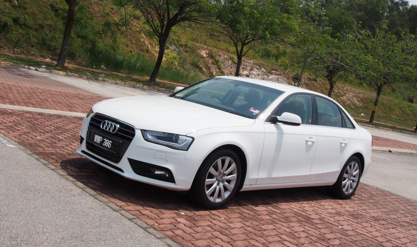 Audi A4 1.8 TFSI review: the B8 gets more efficient Image #124610