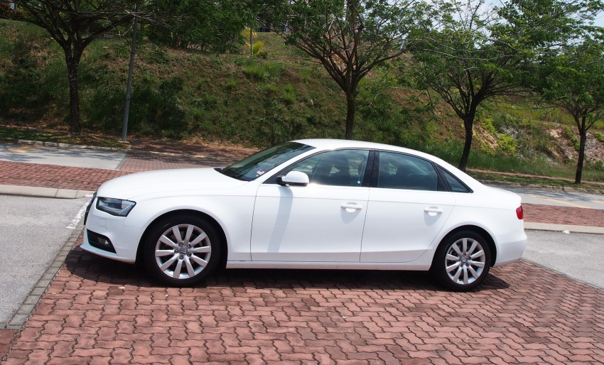 Audi A4 1.8 TFSI review: the B8 gets more efficient Image #124608