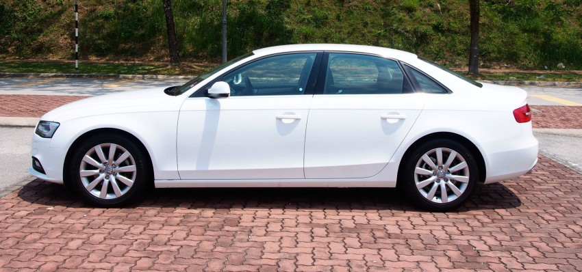 Audi A4 1.8 TFSI review: the B8 gets more efficient Image #124607