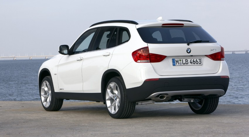 Auto Bavaria Sg. Besi: BMW X1 sDrive18i with financing from RM1,888 a month [AD] Image #111109
