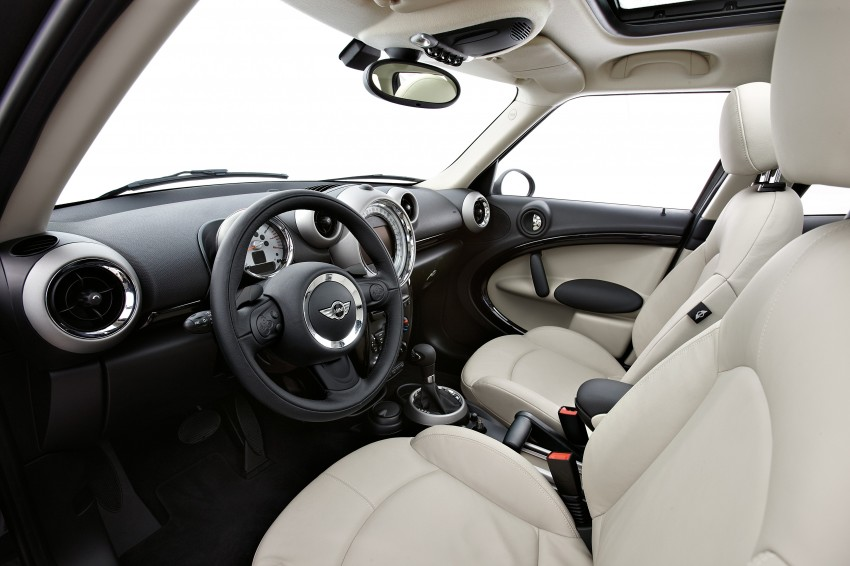 VIDEO: MINI Cooper S Countryman Review Image #66444
