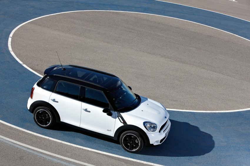 VIDEO: MINI Cooper S Countryman Review Image #66522