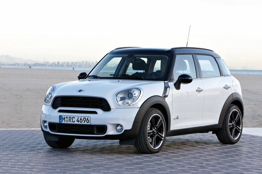VIDEO: MINI Cooper S Countryman Review Image #66527