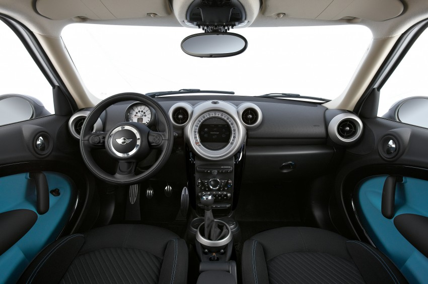 VIDEO: MINI Cooper S Countryman Review Image #66530