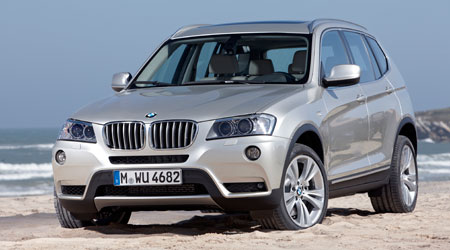 All-new F25 BMW X3 unveiled: first details and photos Image #36706