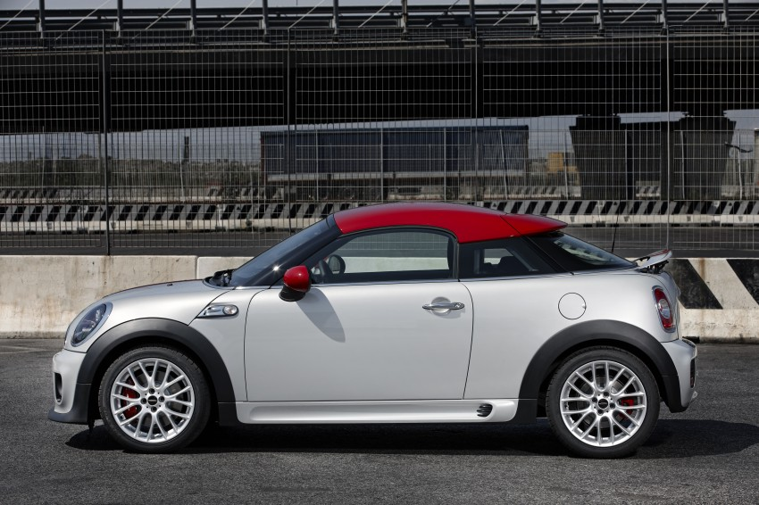 New MINI Coupe – production car details revealed! Image #65955