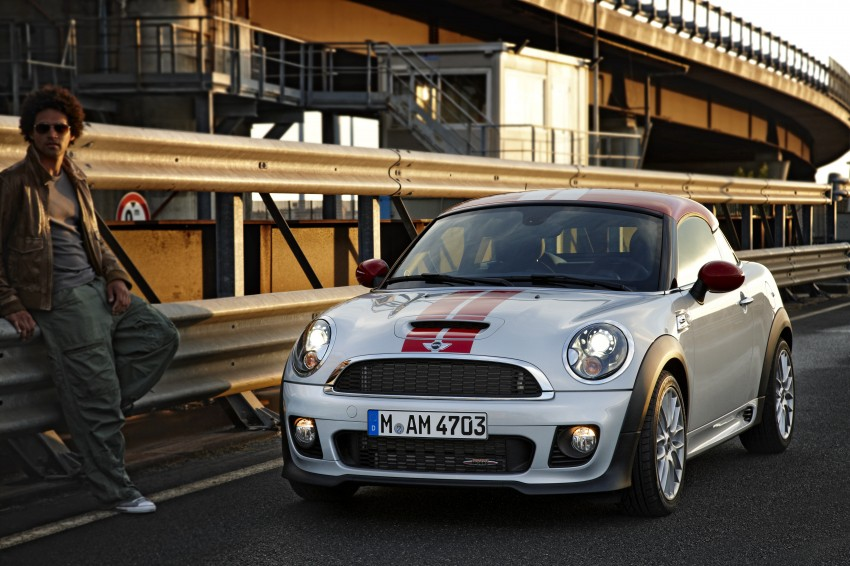 New MINI Coupe – production car details revealed! Image #65963