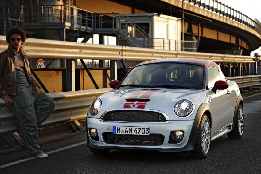 New MINI Coupe – production car details revealed! Image #65963