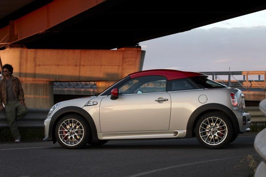 New MINI Coupe – production car details revealed! Image #65964