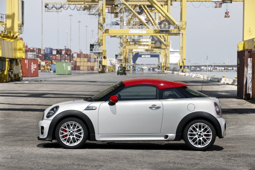 New MINI Coupe – production car details revealed! Image #65966