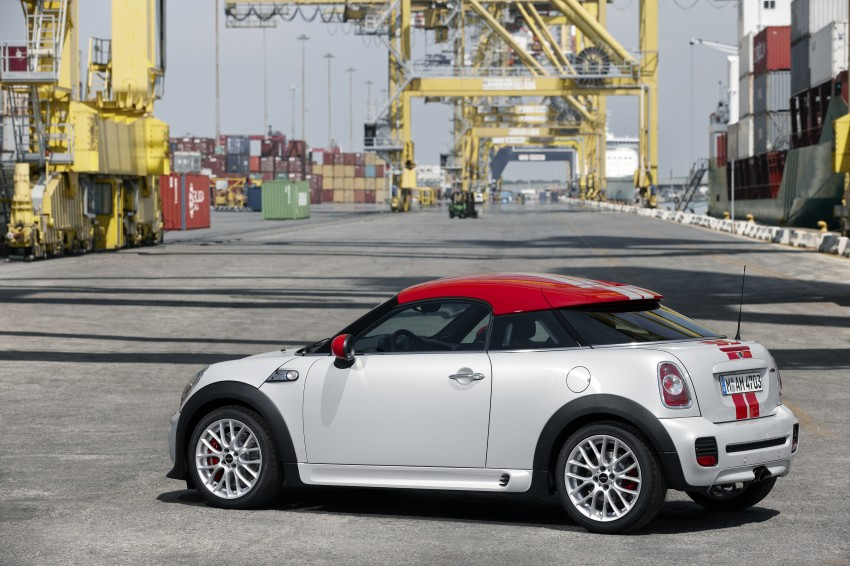 New MINI Coupe – production car details revealed! Image #65969