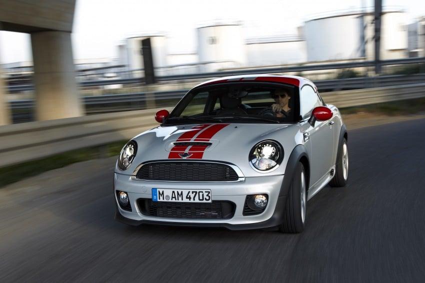 New MINI Coupe – production car details revealed! Image #65971
