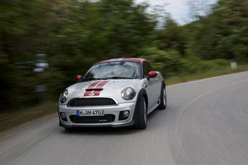 New MINI Coupe – production car details revealed! Image #65983