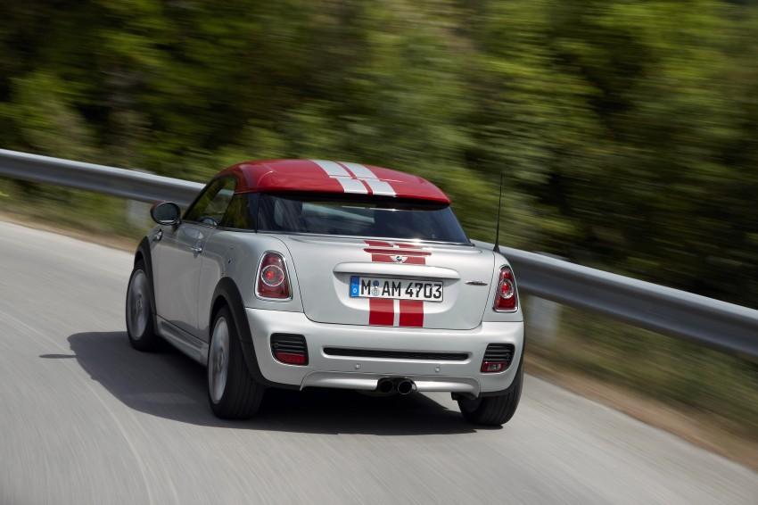 New MINI Coupe – production car details revealed! Image #65984