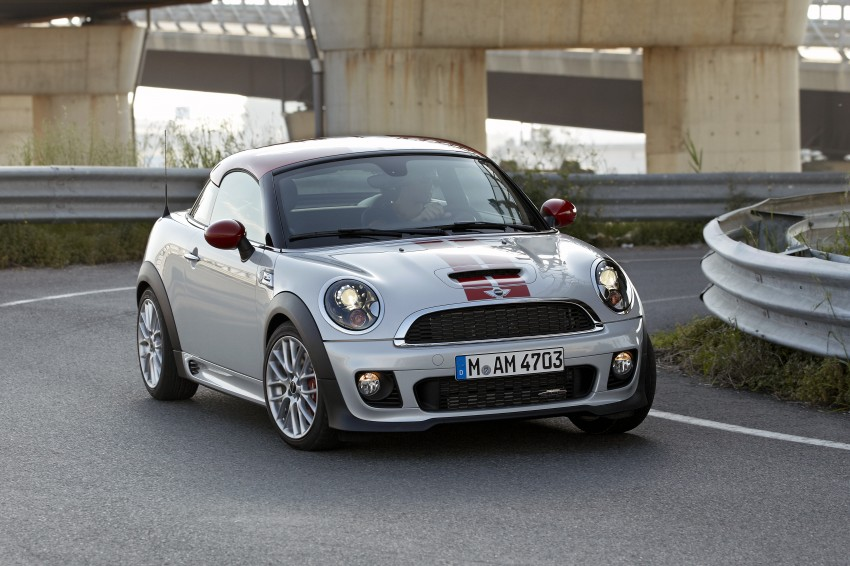 New MINI Coupe – production car details revealed! Image #65986