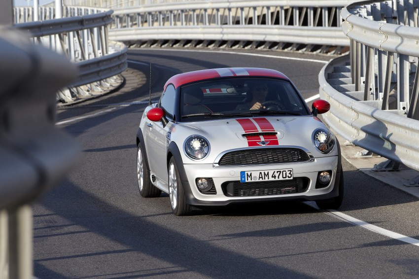 New MINI Coupe – production car details revealed! Image #65987