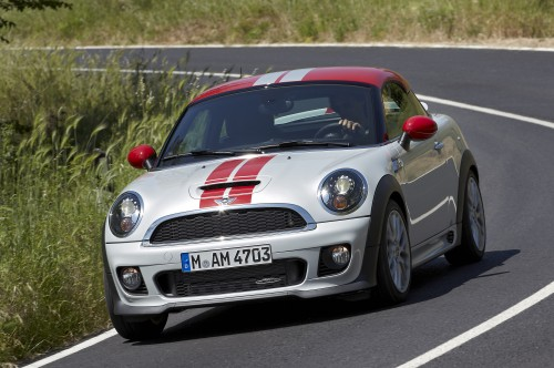 New MINI Coupe – production car details revealed! Image #121224