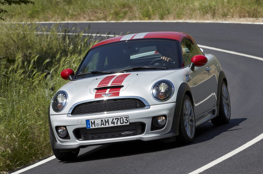 New MINI Coupe – production car details revealed! Image #65988