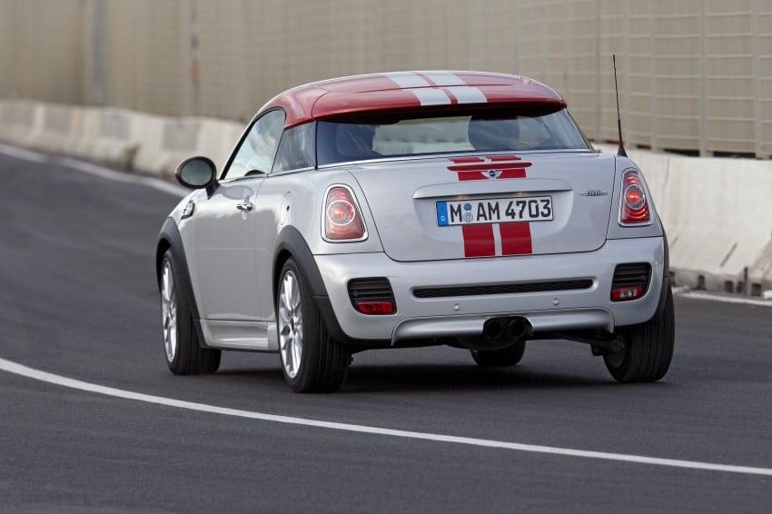 New MINI Coupe – production car details revealed! Image #65989