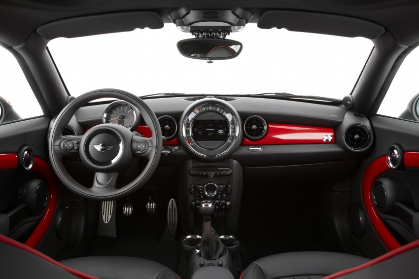 New MINI Coupe – production car details revealed! Image #65996