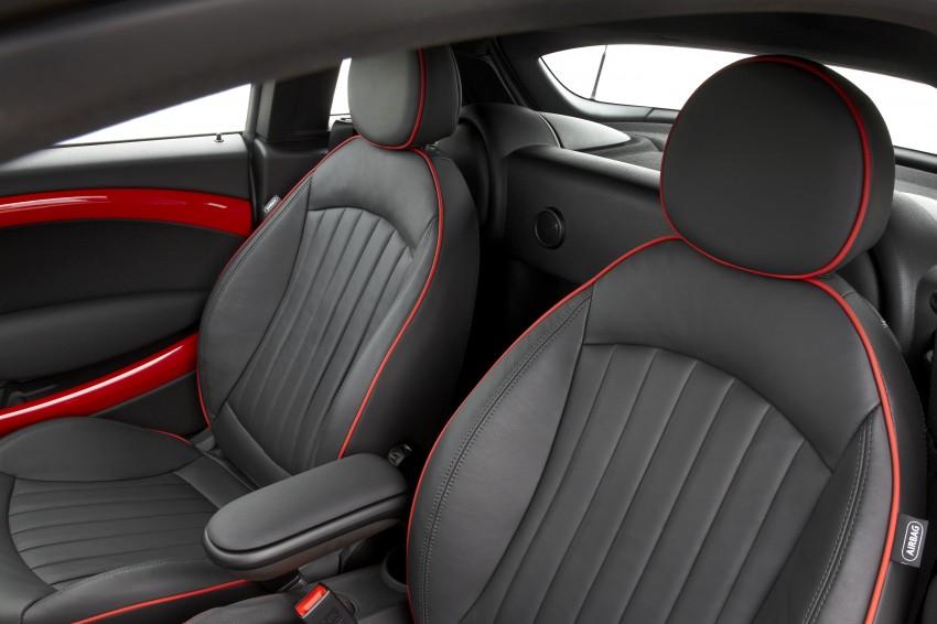 New MINI Coupe – production car details revealed! Image #66002