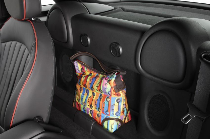 New MINI Coupe – production car details revealed! Image #66004