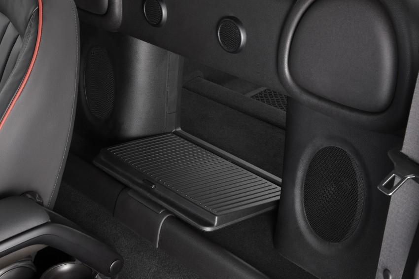 New MINI Coupe – production car details revealed! Image #66005