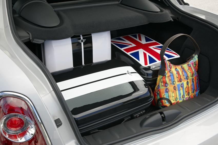 New MINI Coupe – production car details revealed! Image #66007