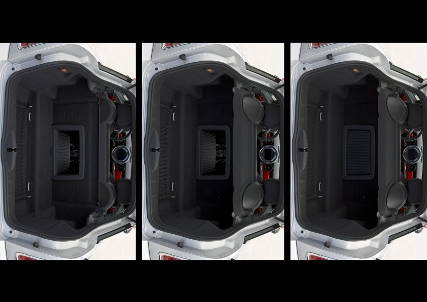 New MINI Coupe – production car details revealed! Image #66008