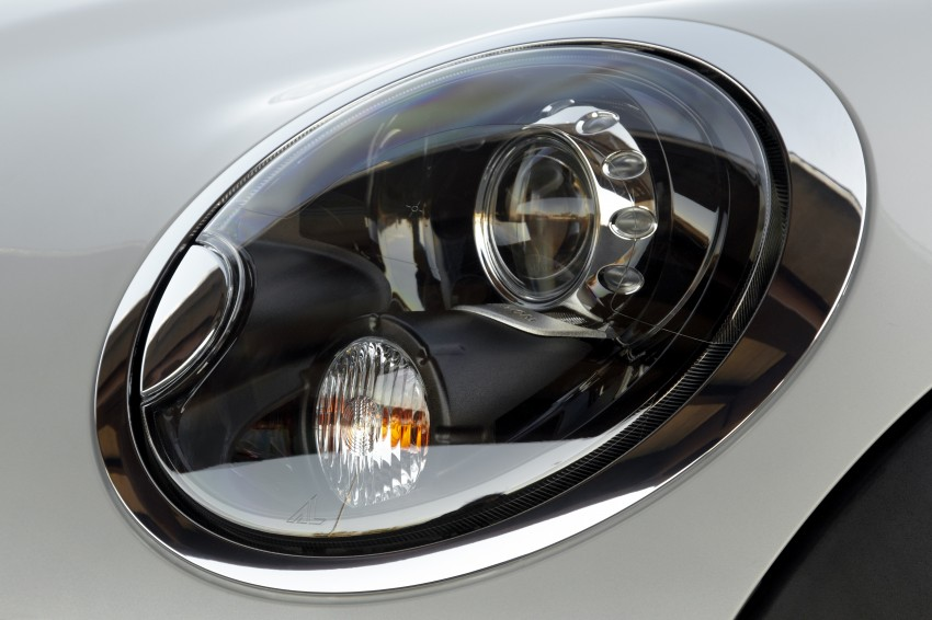 New MINI Coupe – production car details revealed! Image #66010