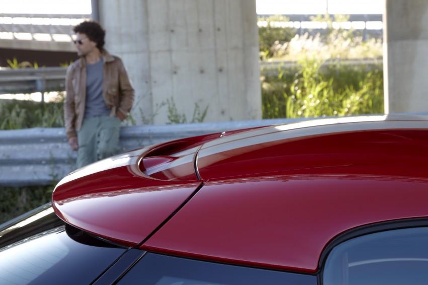 New MINI Coupe – production car details revealed! Image #66015