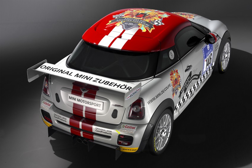 New MINI Coupe – production car details revealed! Image #66059