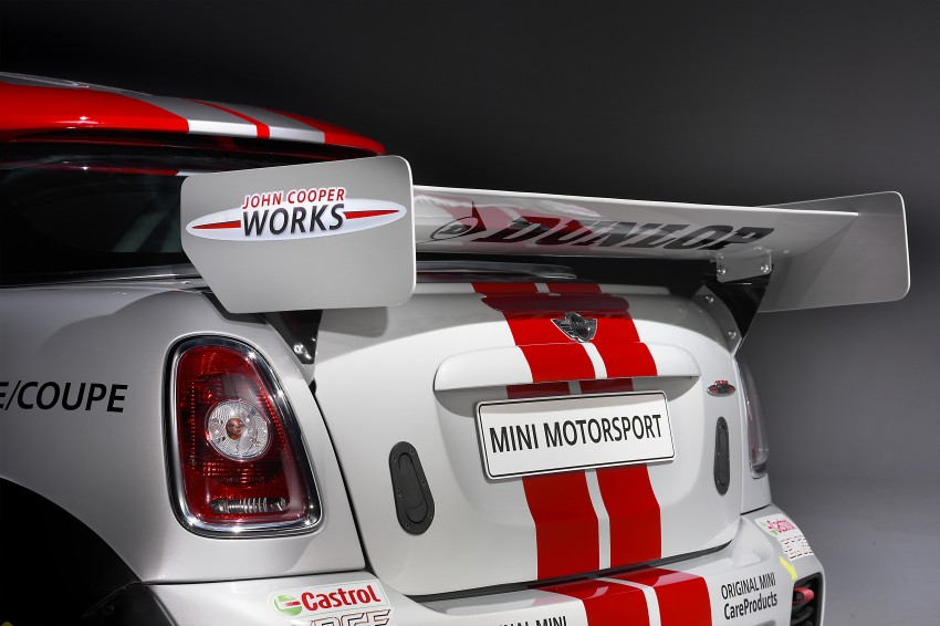 New MINI Coupe – production car details revealed! Image #66057