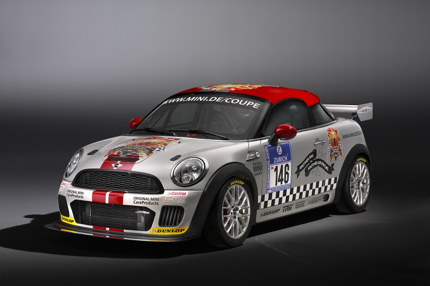 New MINI Coupe – production car details revealed! Image #66052