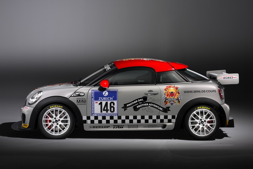 New MINI Coupe – production car details revealed! Image #66053
