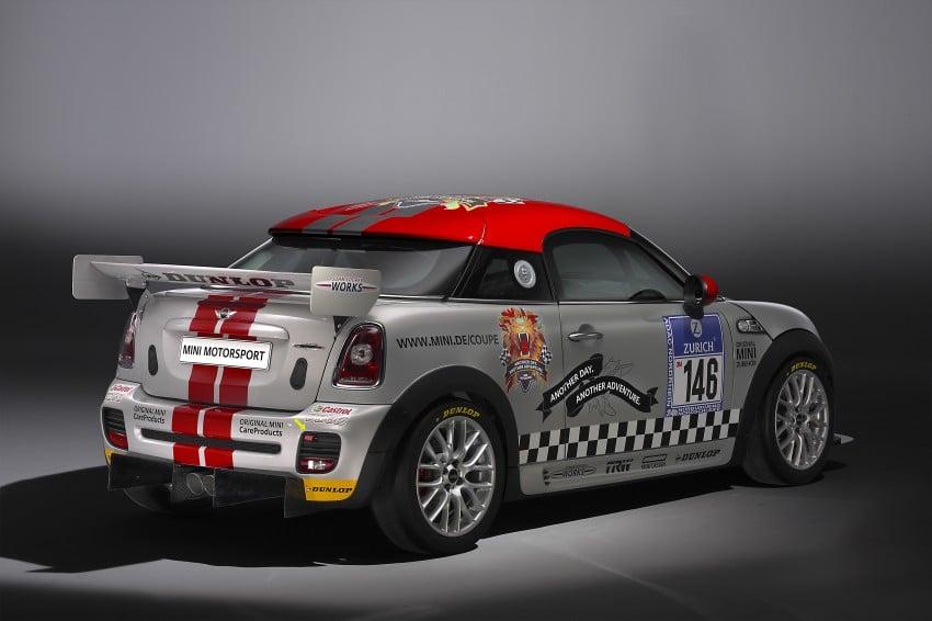 New MINI Coupe – production car details revealed! Image #66050