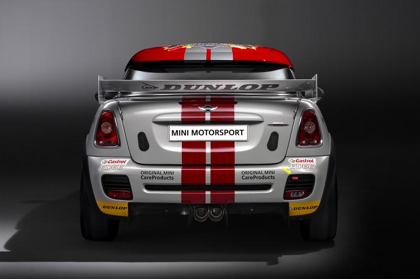 New MINI Coupe – production car details revealed! Image #66049