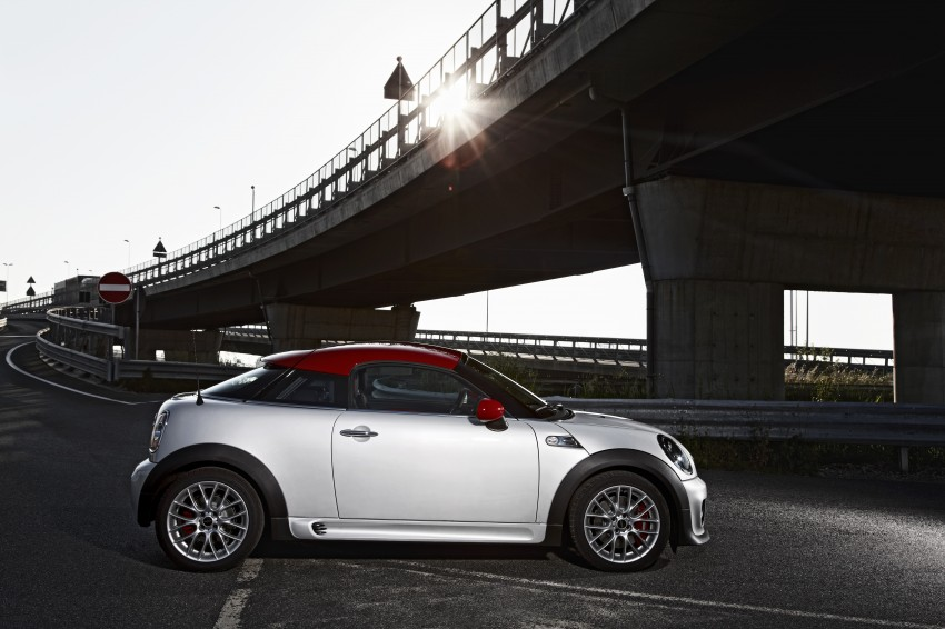 New MINI Coupe – production car details revealed! Image #66020
