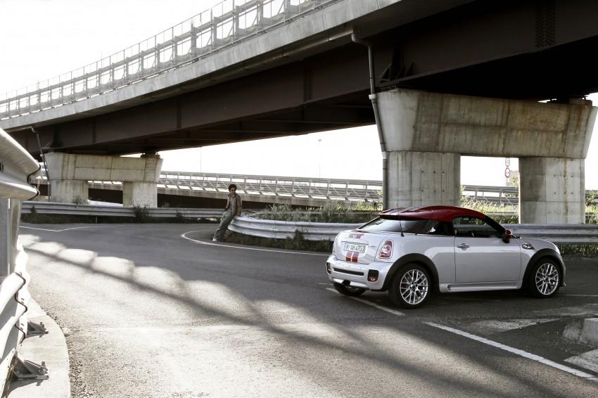 New MINI Coupe – production car details revealed! Image #66024
