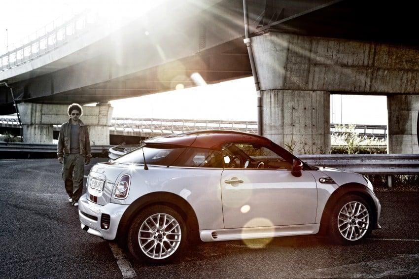 New MINI Coupe – production car details revealed! Image #66025