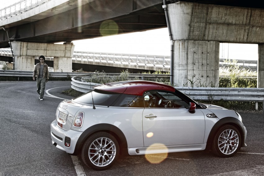 New MINI Coupe – production car details revealed! Image #66026