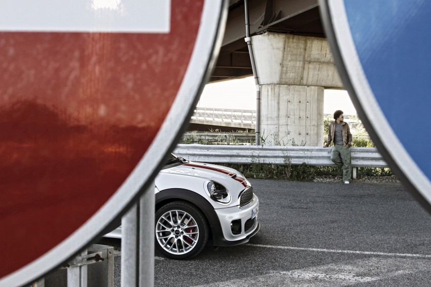 New MINI Coupe – production car details revealed! Image #66033