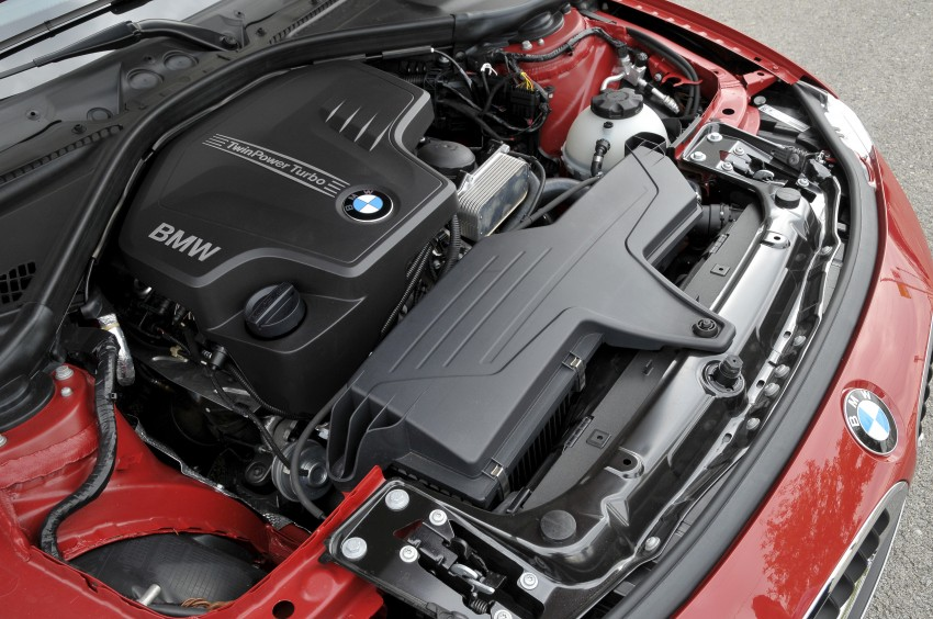 DRIVEN: BMW F30 3 Series – 320d diesel and new four-cylinder turbo 328i sampled in Spain! Image #86101