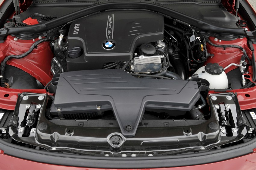 DRIVEN: BMW F30 3 Series – 320d diesel and new four-cylinder turbo 328i sampled in Spain! Image #86110
