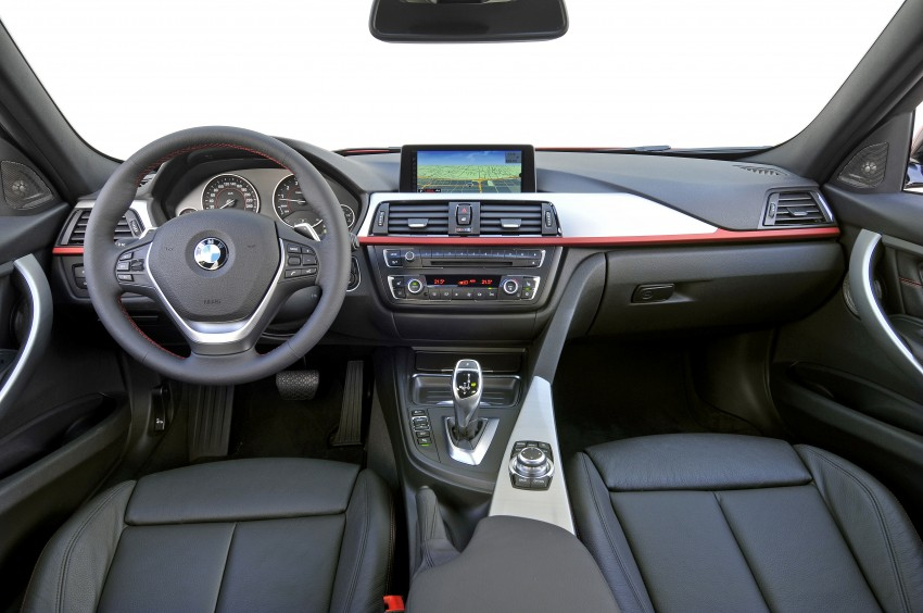 DRIVEN: BMW F30 3 Series – 320d diesel and new four-cylinder turbo 328i sampled in Spain! Image #86106