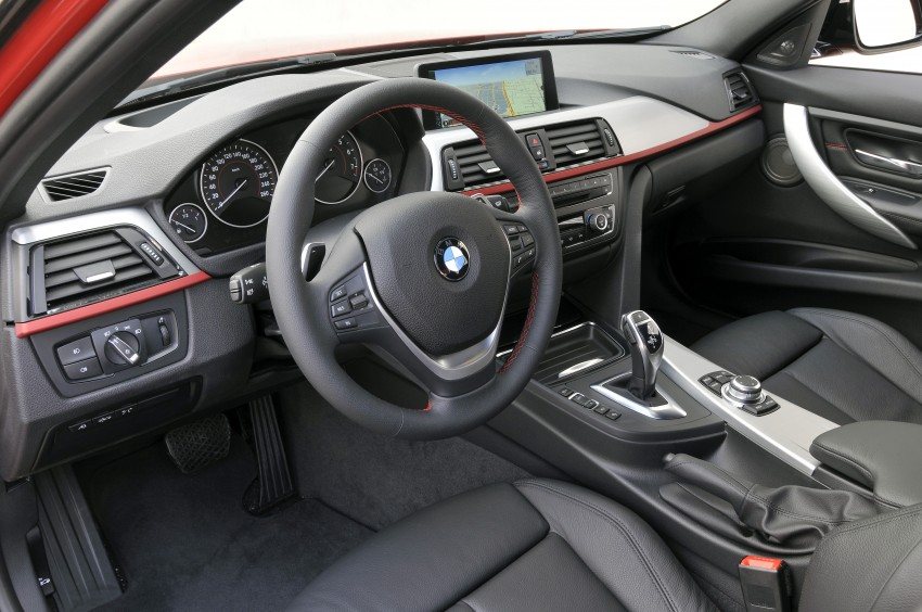 DRIVEN: BMW F30 3 Series – 320d diesel and new four-cylinder turbo 328i sampled in Spain! Image #86102