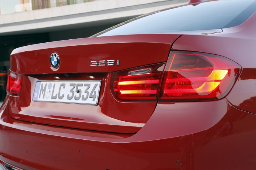DRIVEN: BMW F30 3 Series – 320d diesel and new four-cylinder turbo 328i sampled in Spain! Image #86157
