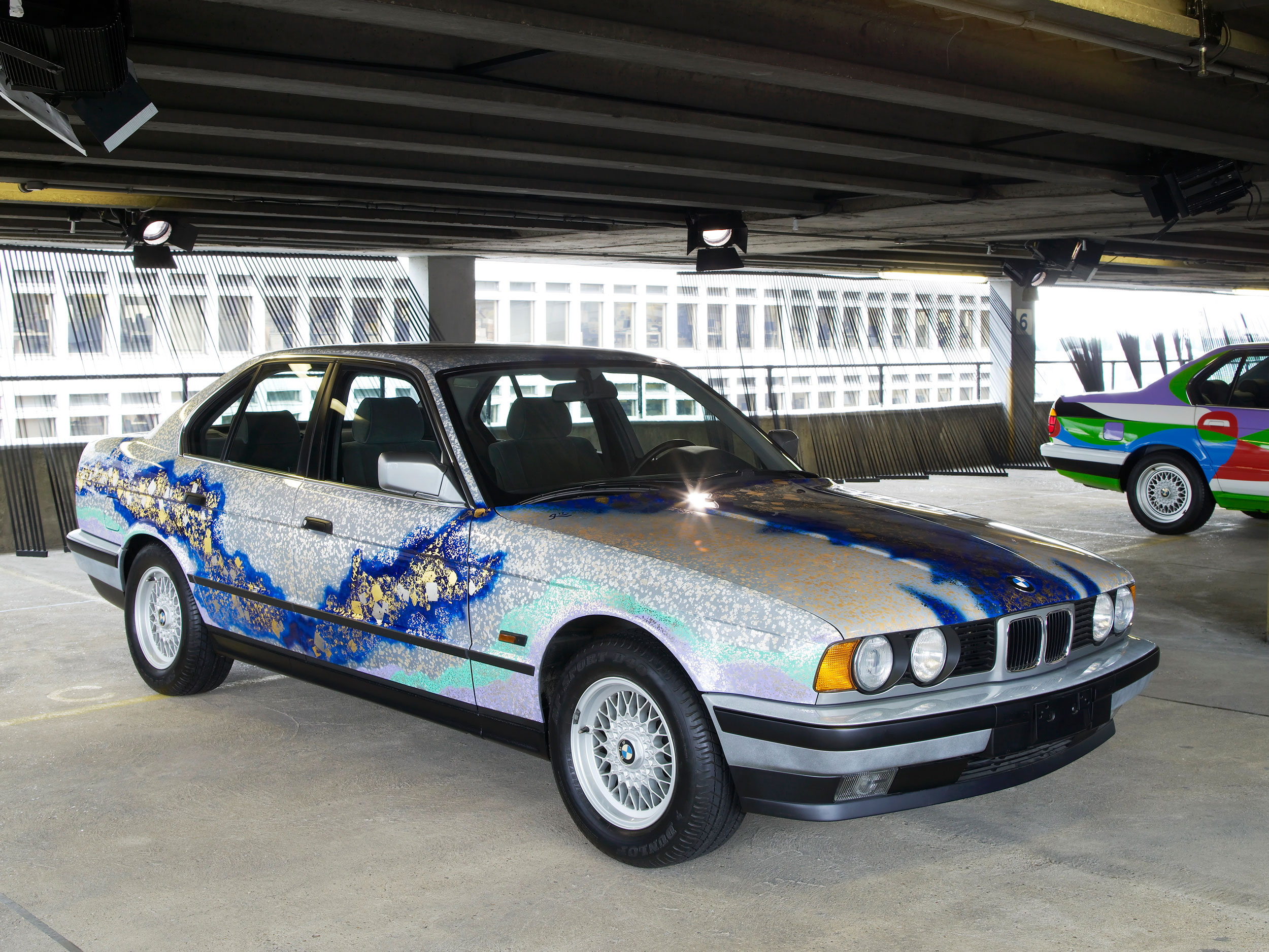 Bmw Art Car Collection 35 Years Of Artful Paint Jobs