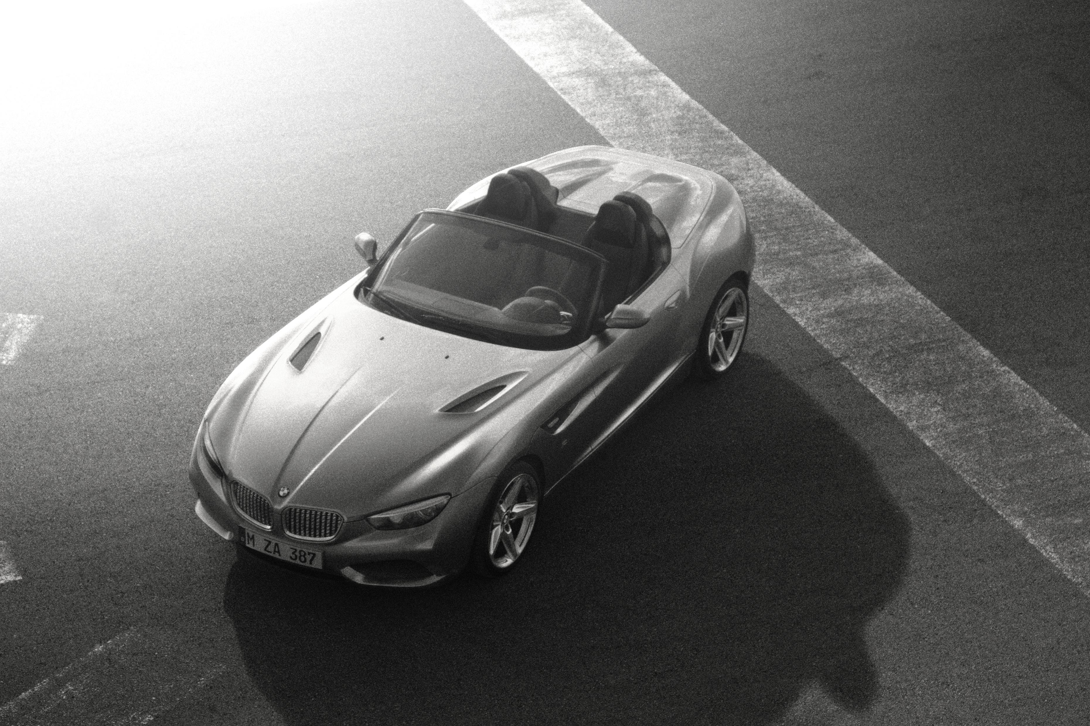 Bmw Zagato Roadster Debuts At Pebble Beach 2012 Paul Tan