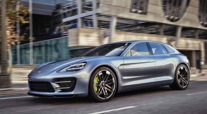 GALLERY: Porsche Panamera Sport Turismo Concept Image #146279